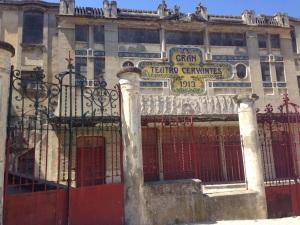 Teatro Cervantes Tánger