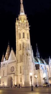 budapest barrio castillo iglesia san matías