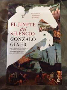 El jinete del silencio (Gonzalo Giner)