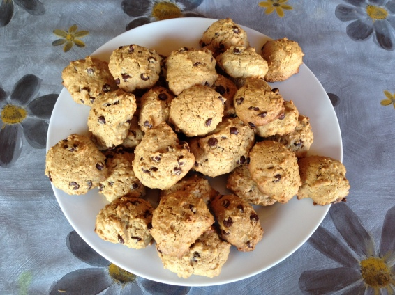 galletas con chocolate y nueces Chips Ahoy