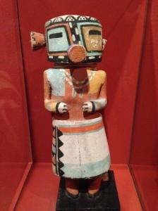 muñeca india hopi
