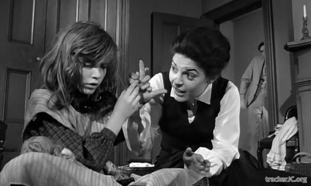 El milagro de Ana Sullivan (1962)