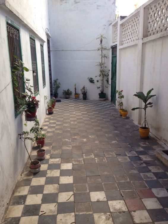 Tetuán patio